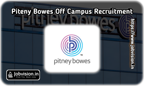Pitney Bowes Off Campus Drive 2021