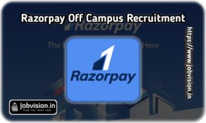 Razorpay Off Campus Drive