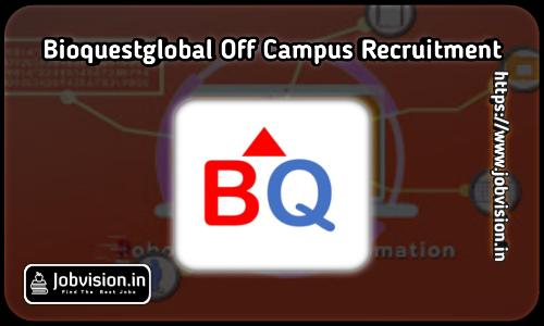 Bioquestglobal Off Campus Drive 2021