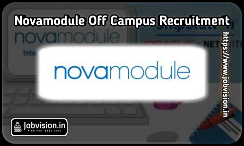 Nova Module Off campus Drive 2021