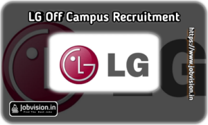 LG India Recruitment