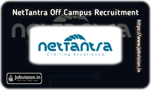 NetTantra Technologies Off Campus Drive