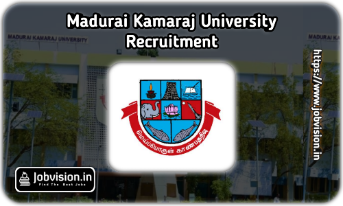 MKU Project Assistant Recruitment 2021