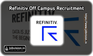 Refinitiv Off Campus Drive 2021