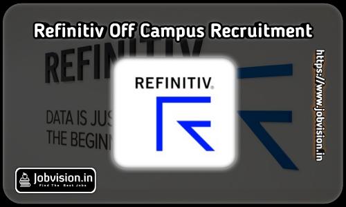 Refinitiv Off Campus Drive 2021