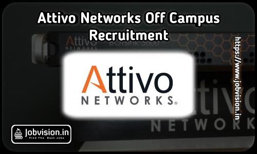 Attivo Networks Off Campus Drive 2021