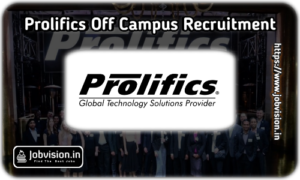 Prolifics Off Campus Drive