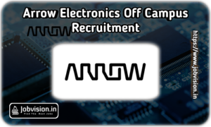 Arrow Electronics Recruitment