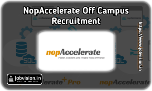 NopAccelerate Off Campus Drive