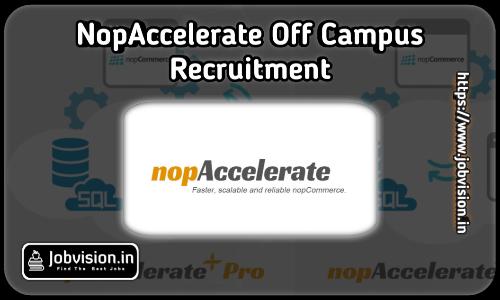 nopAccelerate Off Campus Drive 2021