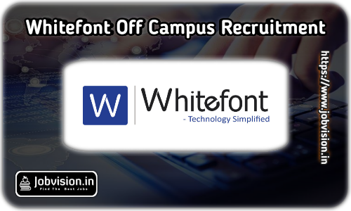 Whitefont Off Campus Drive 2021