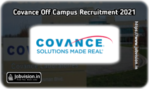 Covance Recruitment