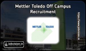 Mettler Toledo Off Campus Drive