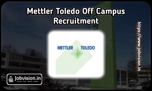 Mettler Toledo Off Campus Drive 2021