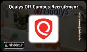 Qualys Off Campus Drive