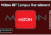 Milton Recruitment