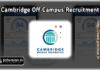 Cambridge Mobile Telematics Recruitment