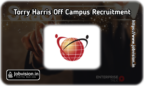 Torry Harris Off Campus Drive 2021
