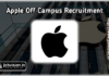 Apple Off Campus Drive