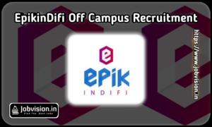 EPIKInDiFi Off Campus Drive