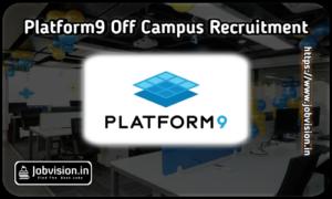 Platform9 Off Campus Drive