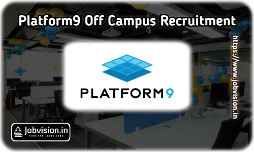 Platform9 Off Campus Drive 2021