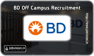 BD Off Campus Hiring
