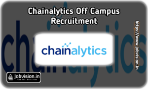 Chainalytics Off Campus Drive