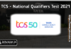 TCS National Qualifier Test