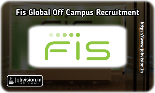 FIS Global Off Campus Drive 2021