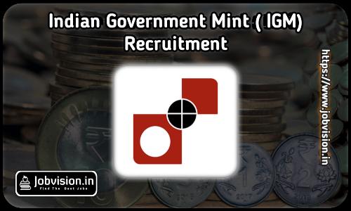 IGM Kolkata Recruitment 2021