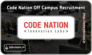 Code Nation Off Campus Drive
