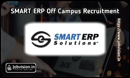 Smart ERP Consulting Off Campus 2021