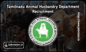 TN Animal Husbandry