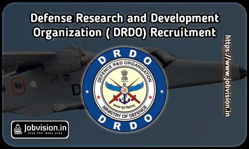 DRDO DIPAS Recruitment 2021