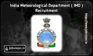 India Meteorological Department - IMD