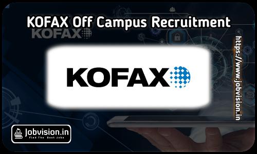 Kofax Off Campus Drive 2021