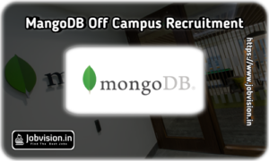 MongoDB Off Campus Drive