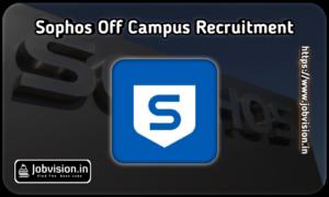 Sophos Off Campus Drive