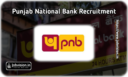 PNB Recruitment 2021