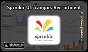 Sprinklr Off Campus Drive