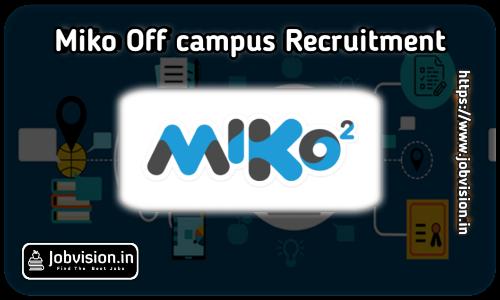 Miko Off Campus Drive 2021