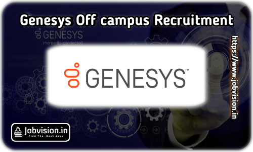 Genesys Off Campus Drive 2021