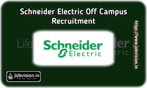 Schneider Electric Recruitment