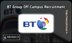 BT Off Campus Drive