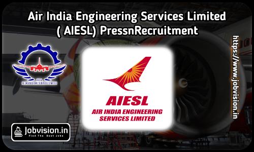 AIESL Air India Recruitment 2021
