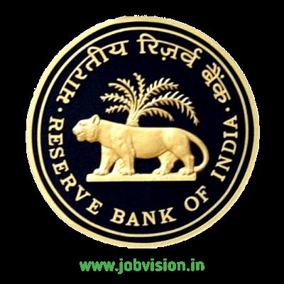 Reserve Bank of India Mumbai Recruitment 2021