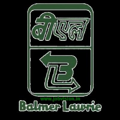 Balmer Lawrie Recruitment 2021