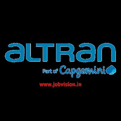 Altran Technologies Off Campus Drive 2021