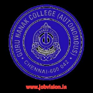 Guru Nanak College Recruitment